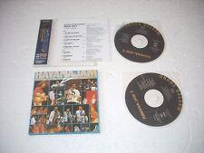 HAVANA JAM 2 / VARIOUS ARTISTS - LIVE - JAPAN 2CD MINI LP opened