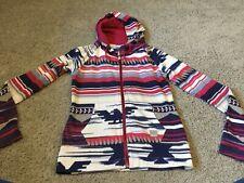Bench Brand Womens Full Zip Small Jacket