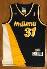 Men's Men's Indiana Pacers #31 Reggie Miller Jersey