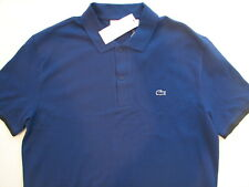 Lacoste Slim Fit Polo Tennis Color Block Shirt Men's 5 L