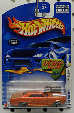 1964 BUICK RIVIERA 64 LOWRIDER 042 42 2002 30 1ST EDITIONS FIRST HW HOT WHEELS