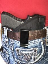 IWB GUN HOLSTER FOR GLOCK 17,19,22,31 WITH TACTICAL FLASHLIGHT or LASER LIGHT