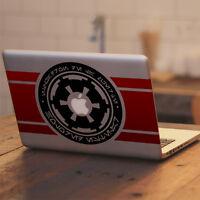 "Star Wars Galactic Republic for Macbook Air Pro 11 13 15 17"" Vinyl Decal Sticker"