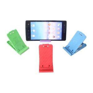 Universal Mobile Phone holder Portable Mini Desktop Stand For Smart phones
