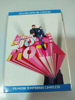 LA HORA DE JOSE MOTA PRIMERA TEMPORADA 1 COMPLETA 4 X DVD EDICION ESPECIAL
