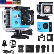US 1080P SJ5000 HD Helmet Camcorder Sports Action Waterproof Camera DV For Gopro