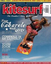 Kite Surf magazine Nicky Rudd Cabarete Cornwall Youri Zoon Slingshot RPM Nobile
