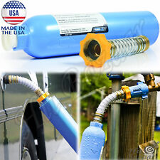RV WATER FILTER Parts And Accessories Inline System With Hose Camper Trailer
