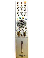 HUMAX TV REMOTE CONTROL DR-002