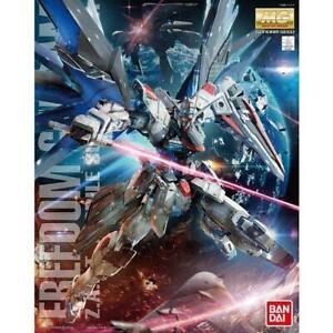 Bandai Gundam MG 1/100 Freedom Gundam Ver.2.0 Gunpla Plastic Model Kit
