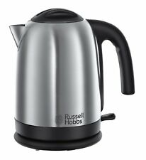 Russell Hobbs 20070 Cambridge Brushed Stainless Steel 1.7L Rapid Boil Kettle