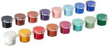 Delta Paint Pots Set Brush  Outdoors 16 Colors Craft Weather Proof Concrete New