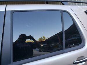 2002-2003-2004-2005 MERCEDES-BENZ  ML500 ML320 DRIVER SIDE REAR DOOR GLASS