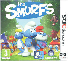 The Smurfs Nintendo 3DS 3+ Action Adventure Game