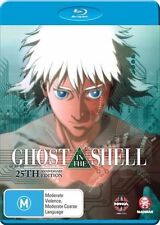 Ghost In The Shell (Blu-ray, 2014)