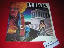Pandoras Box - P. Box, SLPX17888 Vinyl LP 1982, Ungarn