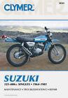 CLYMER Repair Manual for Suzuki TC125 TM125 TS125 TS185 TM250 TS250 TM400 TS400