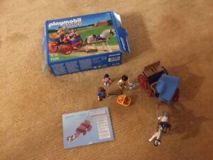 PLAYMOBIL Country 5226 Pferdekutsche Kutsche OVP