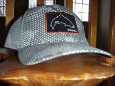 SIMMS Hex Camo Trout Patch Trucker Hat