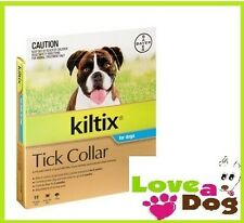 Kiltix Tick and Flea Control Collar for dogs by Bay.o.Pet