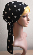 Satin Head Snood, Silky Tichel, Bad Hair Day Headscarf, Satin Sleeping Bonnet