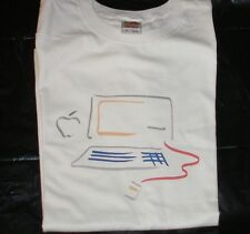 Apple Picasso Logo Lisa T-shirt - 2XL