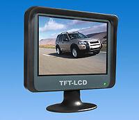 """Lcd de 3,5 """"TFT Monitor de pantalla para coche DVD parking Cámara"""