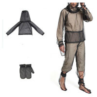Anti-Mosquito Suit Outdoor Shirt/Pants/Gloves/Socks For Camping Fishing Hunting