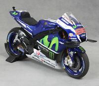 Minichamps Yamaha YZR-M1 Movistar MotoGP 2016 Jorge Lorenzo 182163099 1/18 NEW