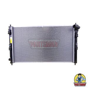 Radiator Mitsubishi Lancer CJ 9/07-3/14 & Outlander ZG ZH 11/06-10/12 Manual & A