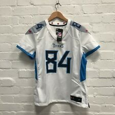Nike Tennessee Titans NFL Women's Road Game Jersey - Large - Davis 84 - New