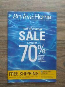BRYLANE HOME CATALOG - END OF SEASON SALE - SEPTEMBER 2020