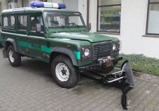 ATV snow plough ploughs plow for Land Rover Defender