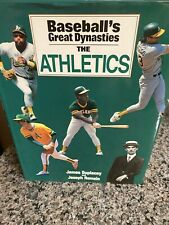 Baseball's Great Dynasties: The Athletics by James Duplacey and Joseph Romain