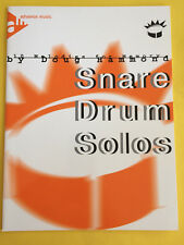 Snare Drum solos, 10 Melodies for Memory, Doug Hammond
