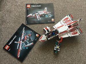 Lego Technic 2-in-1 Fire Plane 42040 100% Complete. Without The Original Box.