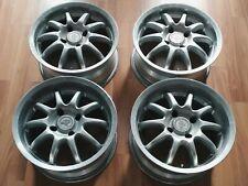 Rare Jdm Brw Blitz Type 01 Wheels 4x1143 Nissan Drift Honda Toyota Mazda Mazda