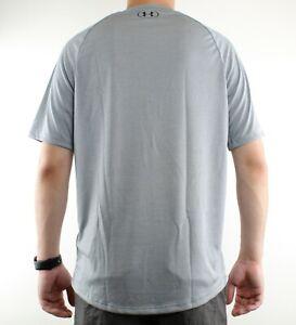 Under Armour UA Tech T-Shirt Men's V-Neck Short Sleeve Loose Fit Shirt 1328190