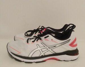 Asics Sz 10 GT-2000 7 Twist 1012A516 Running Shoe Women's White/Pink Sz 9.5