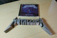Metallica logo 3d