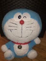 "12"" PRIZE Taito Doraemon Together with Dorami Large Wink Plush BIG Stuffed Doll"