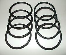 Eureka / Sanitaire Upright Round Vacuum Belts 8 Pack