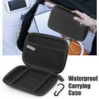 5inch GPS Carry Case Bag Cover Pouch Hard Shell Waterproof for Phone Small Thing