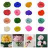 Handmade Wreath Nylon Stocking Tensile Silk screen Artificial Flower Accessory -