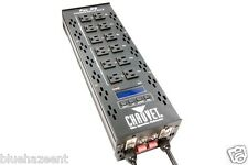Chauvet PRO-D6 Dimmer Pack  6 channel dmx-512 dimmer/switch 115 and 230 volt