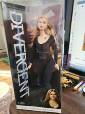 NEW Barbie Collector Divergent Tris Doll Black Label 2013 Mattel NRFB