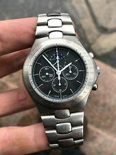 Omega Speedmaster Teutonic moonphase titanium watch