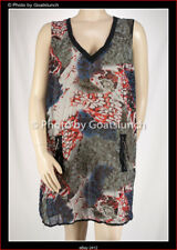 Taking Shape Tunic Top / Dress Size Tiered Travel Smart Casual Size ? 20