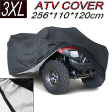 Black XXXL 3XL Waterproof ATV Cover Bag For FUZION MOTORS ATV 500 800 CF-Moto