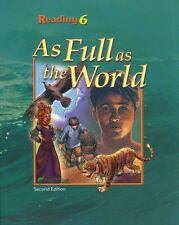 BJU Reading 6 Student Text Second Edition - 6th Grade